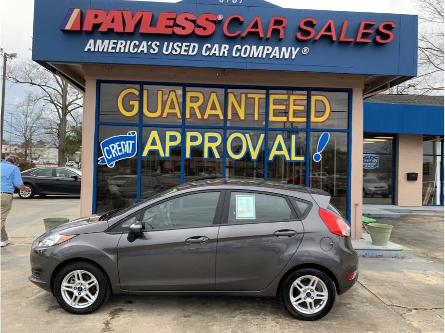 2017 Ford Fiesta from Payless Car Sales