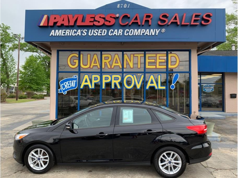 2017 Ford Focus from Payless Car Sales