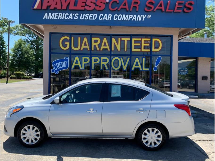 2018 Nissan Versa from Payless Car Sales