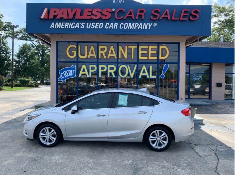 2017 Chevrolet Cruze from Payless Car Sales
