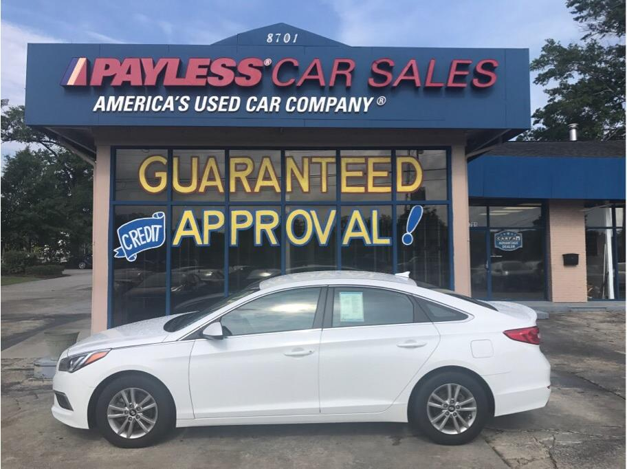 2017 Hyundai Sonata from Payless Car Sales