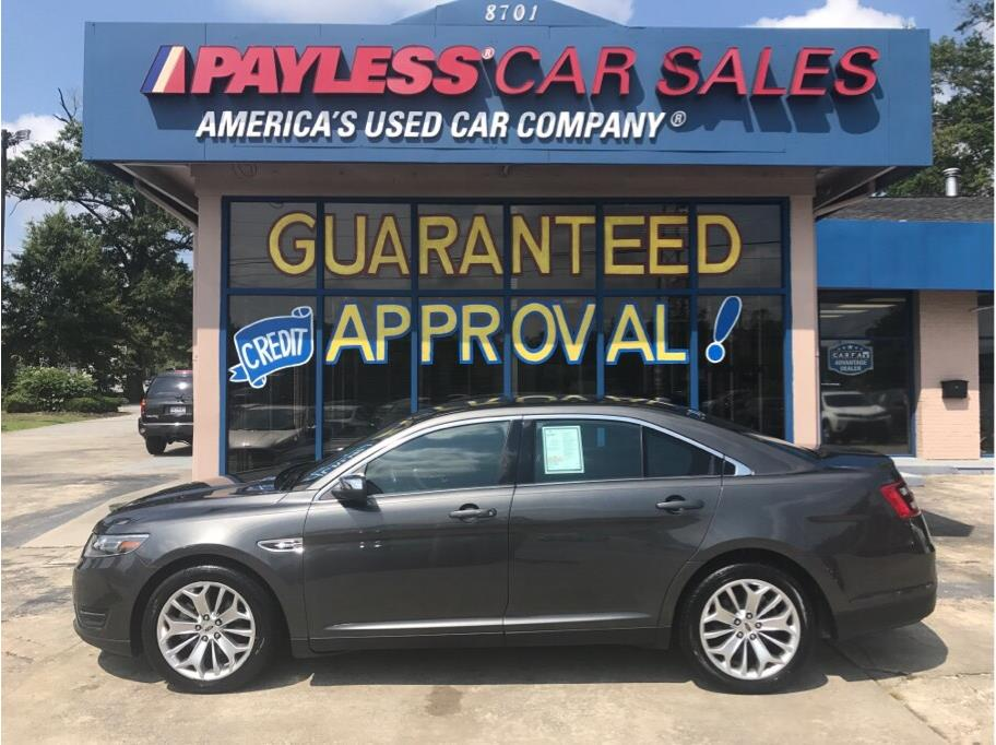 2018 Ford Taurus from Payless Car Sales