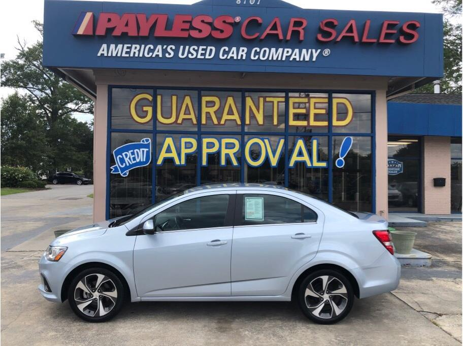 2018 Chevrolet Sonic from Payless Car Sales