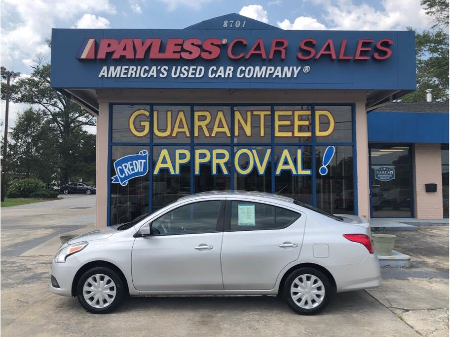 2017 Nissan Versa from Payless Car Sales