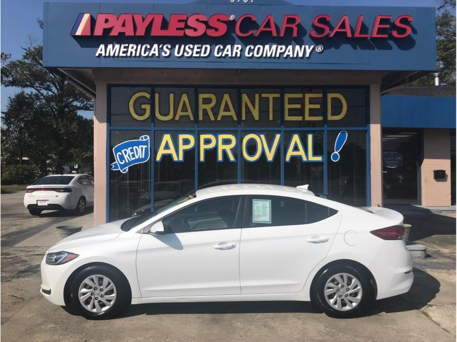 2017 Hyundai Elantra from Payless Car Sales