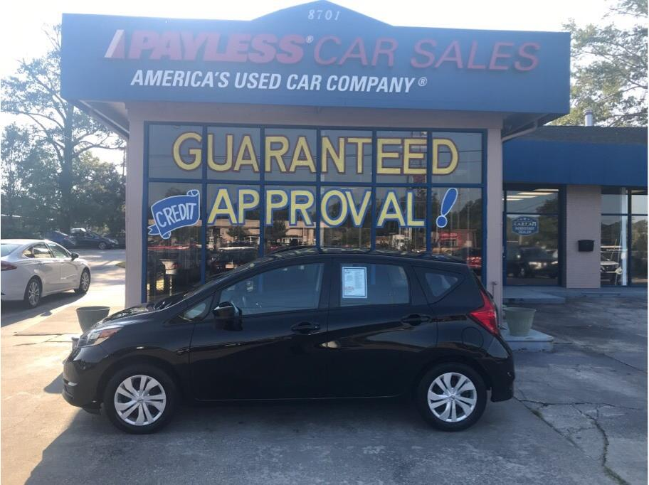 2017 Nissan Versa Note from Payless Car Sales