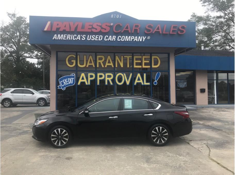 2018 Nissan Altima from Payless Car Sales