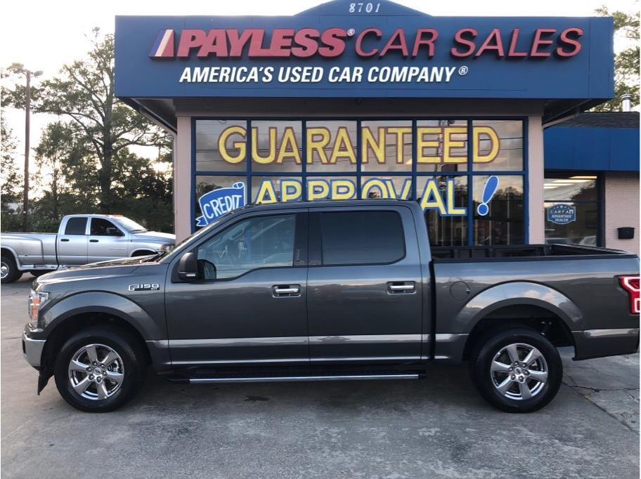2019 Ford F150 SuperCrew Cab from Payless Car Sales