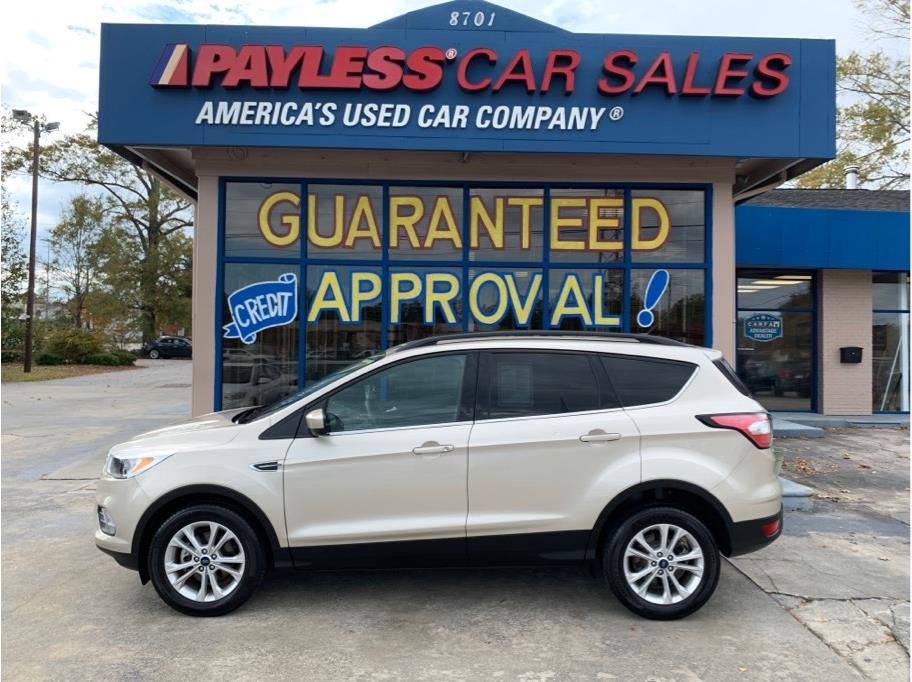 2018 Ford Escape from Payless Car Sales