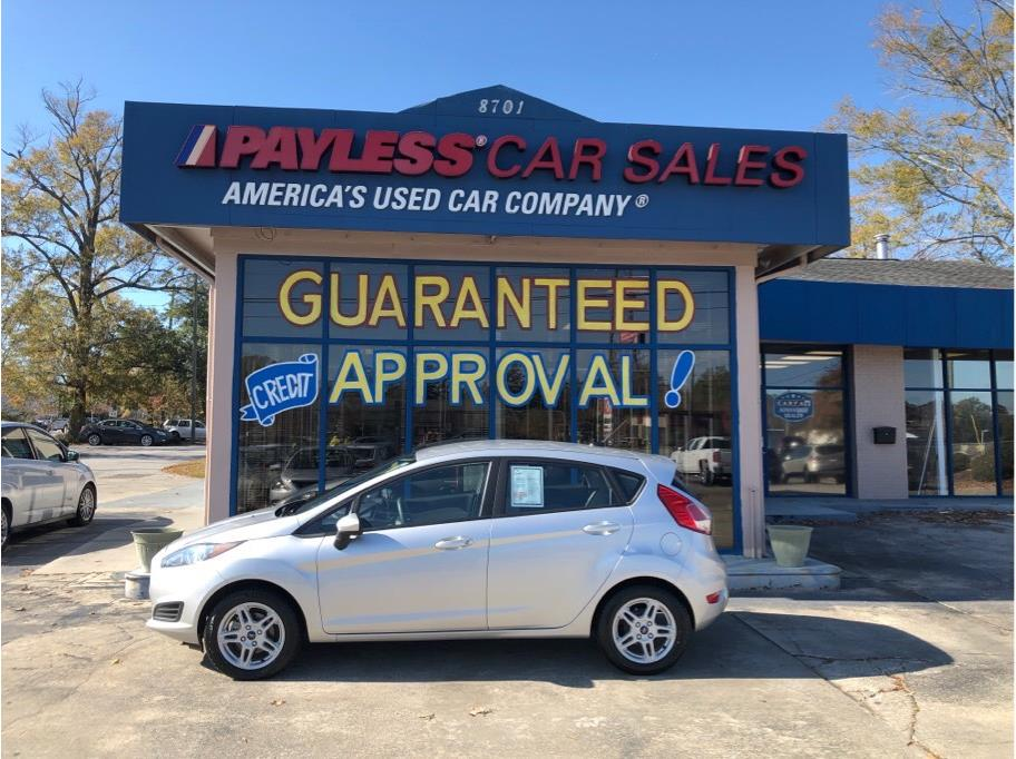 2018 Ford Fiesta from Payless Car Sales