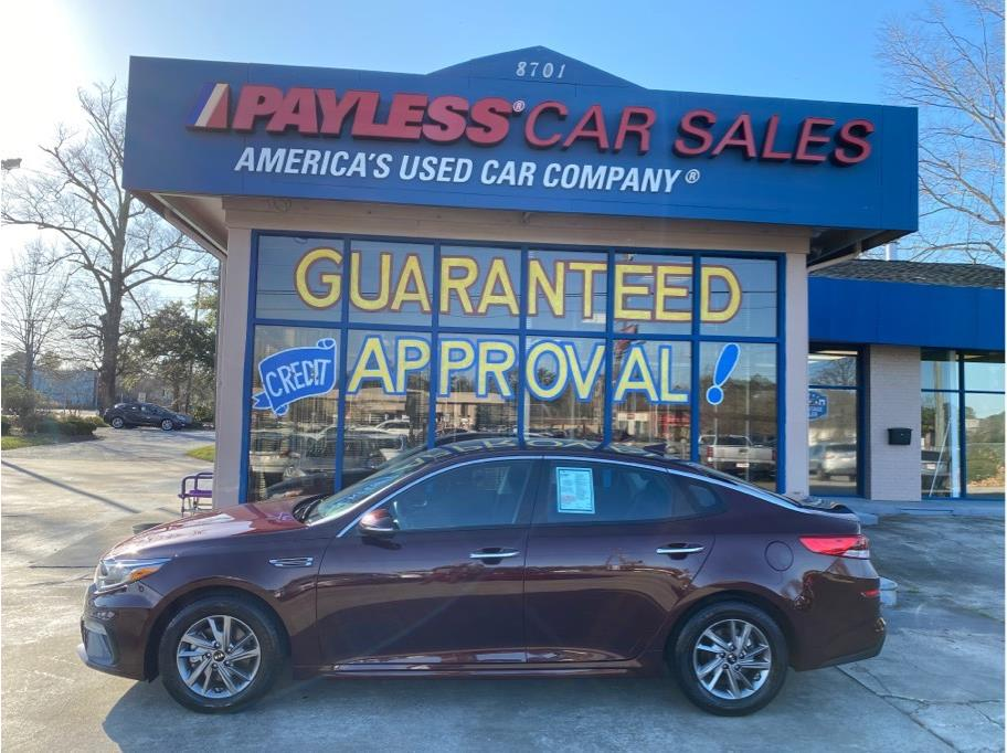 2019 Kia Optima from Payless Car Sales