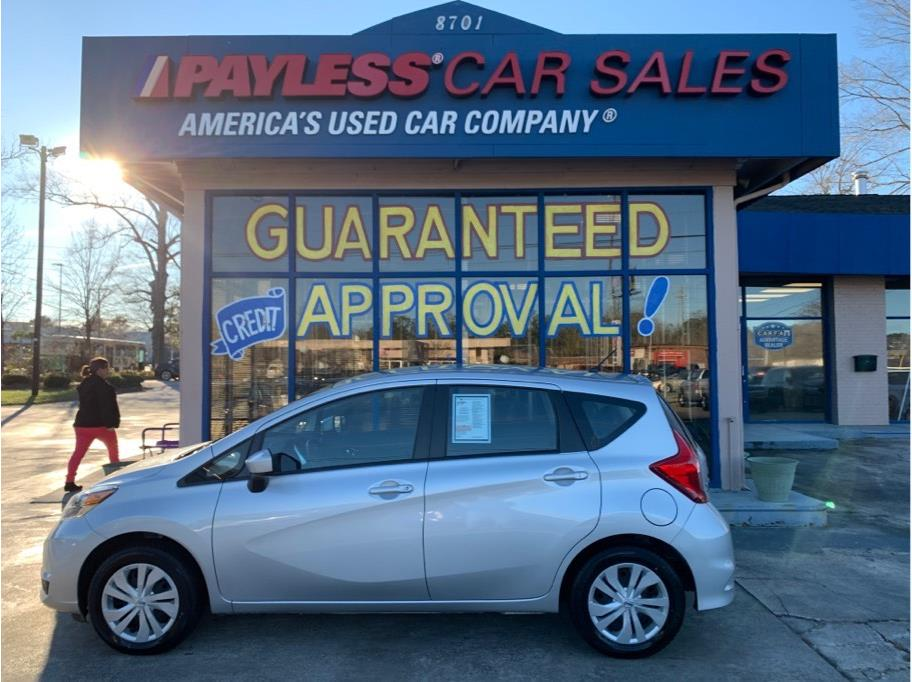2019 Nissan Versa Note from Payless Car Sales
