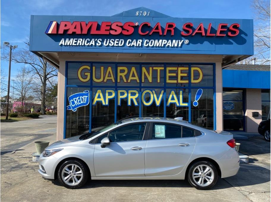 2018 Chevrolet Cruze from Payless Car Sales
