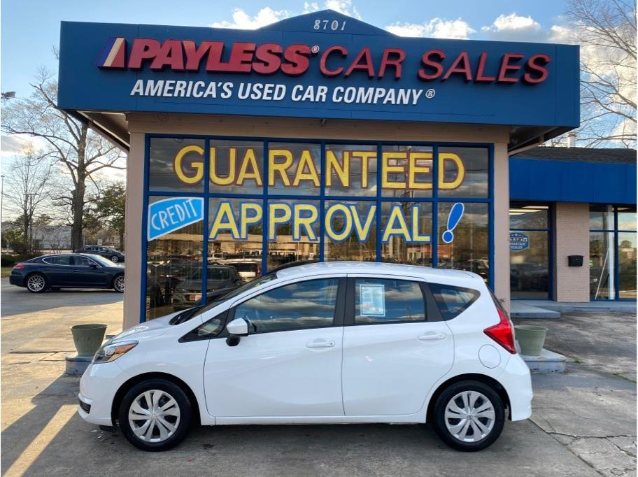 2018 Nissan Versa Note from Payless Car Sales