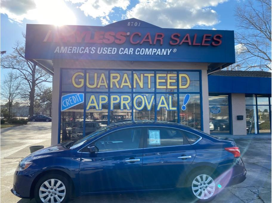 2018 Nissan Sentra from Payless Car Sales