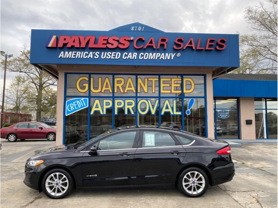 2019 Ford Fusion from Payless Car Sales