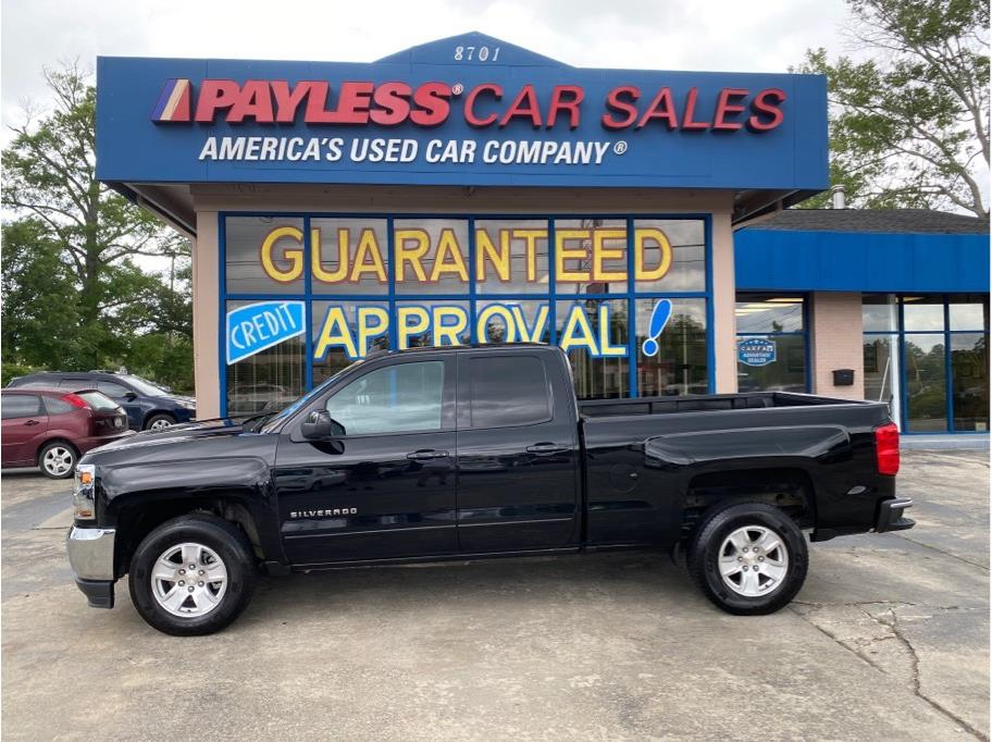 2019 Chevrolet Silverado 1500 LD Double Cab from Payless Car Sales