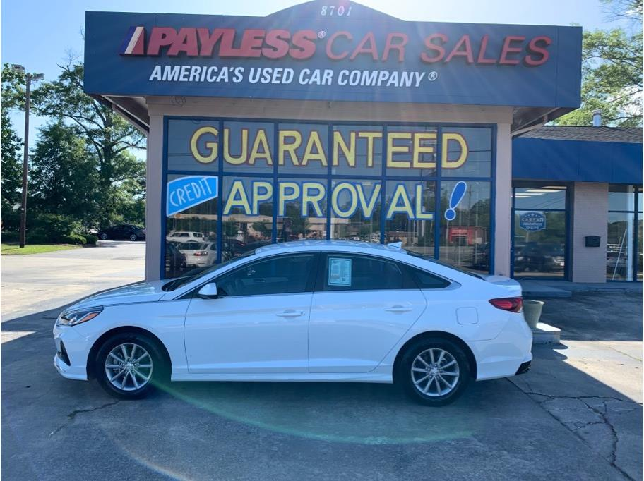 2019 Hyundai Sonata from Payless Car Sales