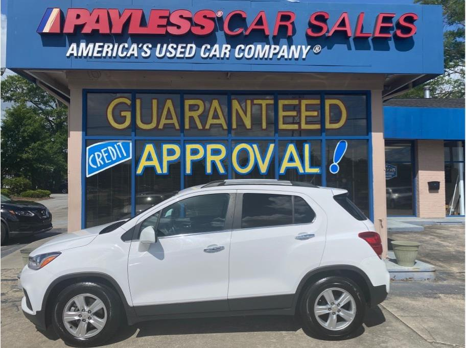 2018 Chevrolet Trax from Payless Car Sales