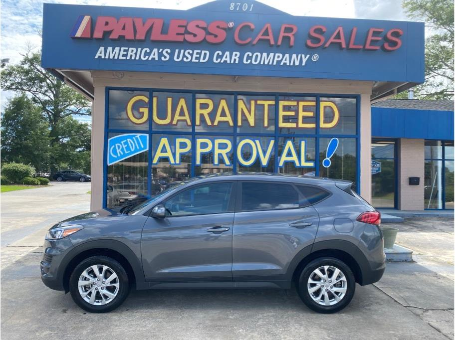 2019 Hyundai Tucson from Payless Car Sales