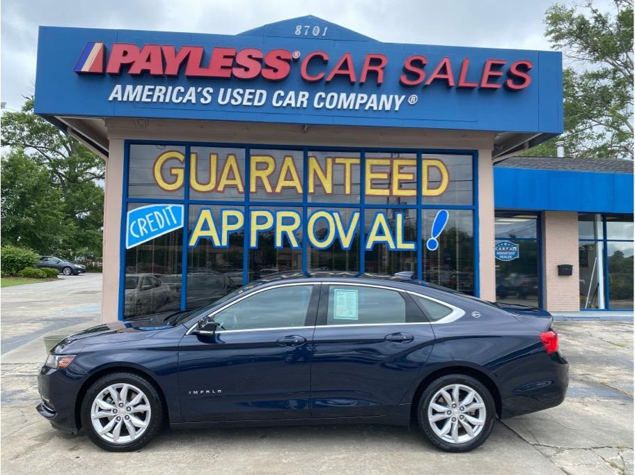 2019 Chevrolet Impala from Payless Car Sales