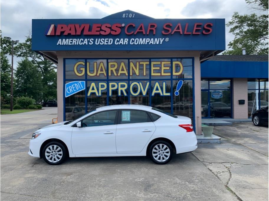 2019 Nissan Sentra from Payless Car Sales