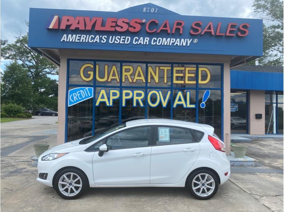 2019 Ford Fiesta from Payless Car Sales