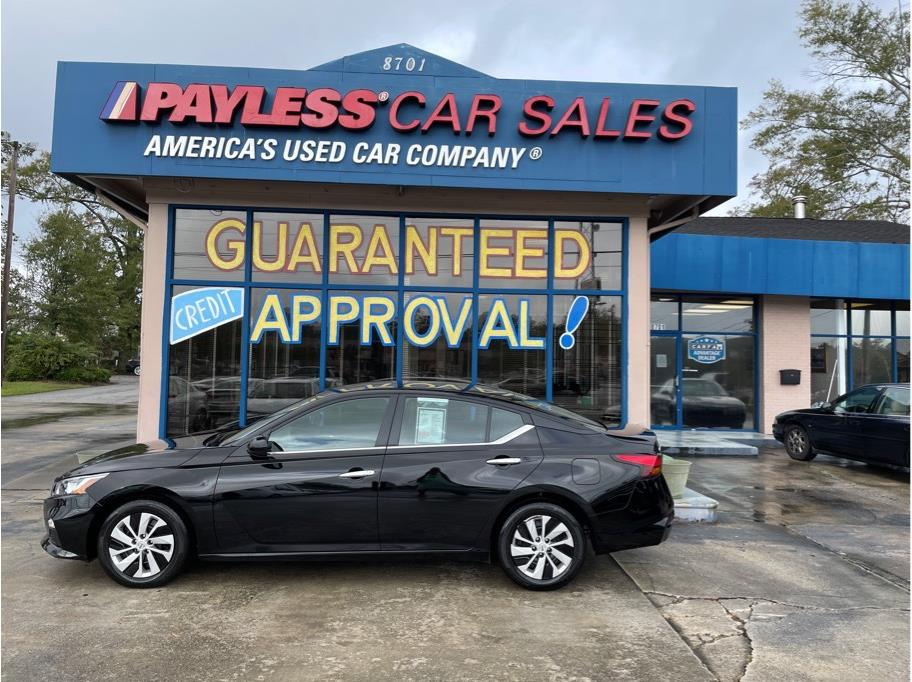 2020 Nissan Altima from Payless Car Sales