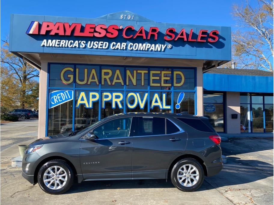 2019 Chevrolet Equinox from Payless Car Sales