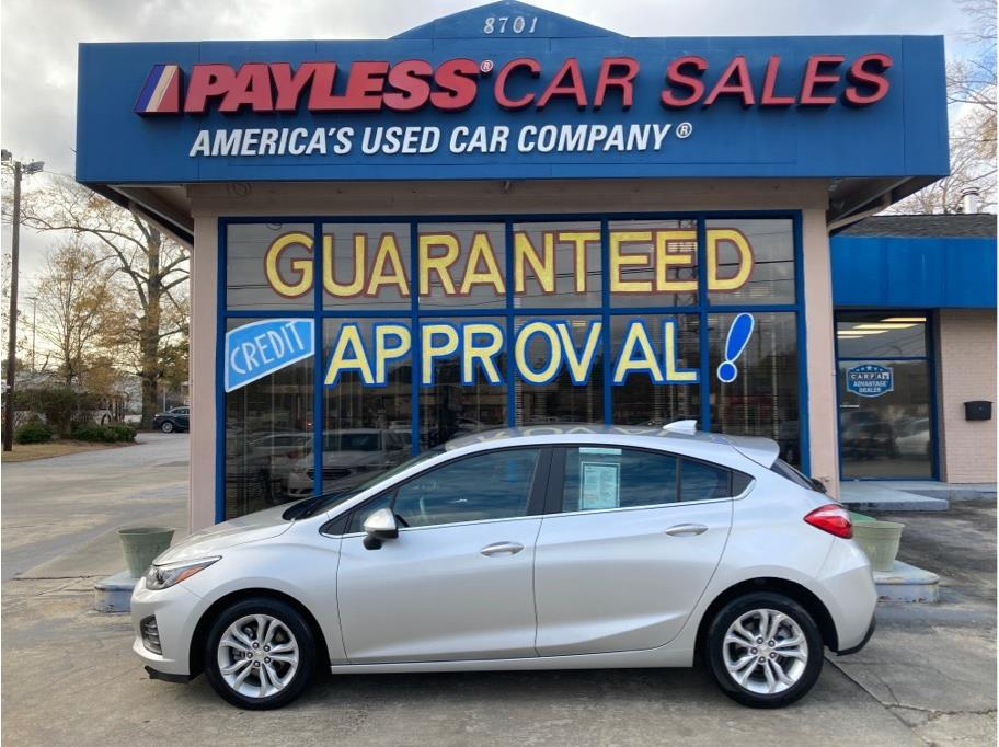 2019 Chevrolet Cruze from Payless Car Sales