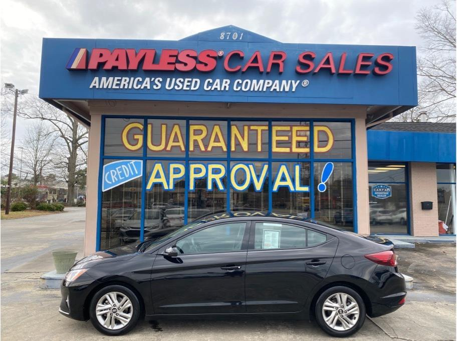 2019 Hyundai Elantra from Payless Car Sales
