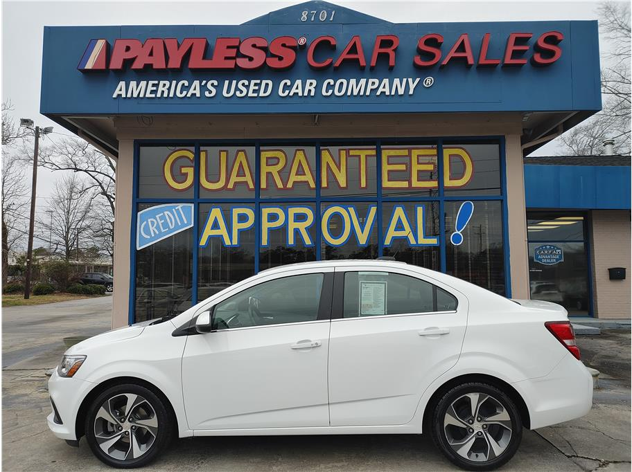 2019 Chevrolet Sonic from Payless Car Sales