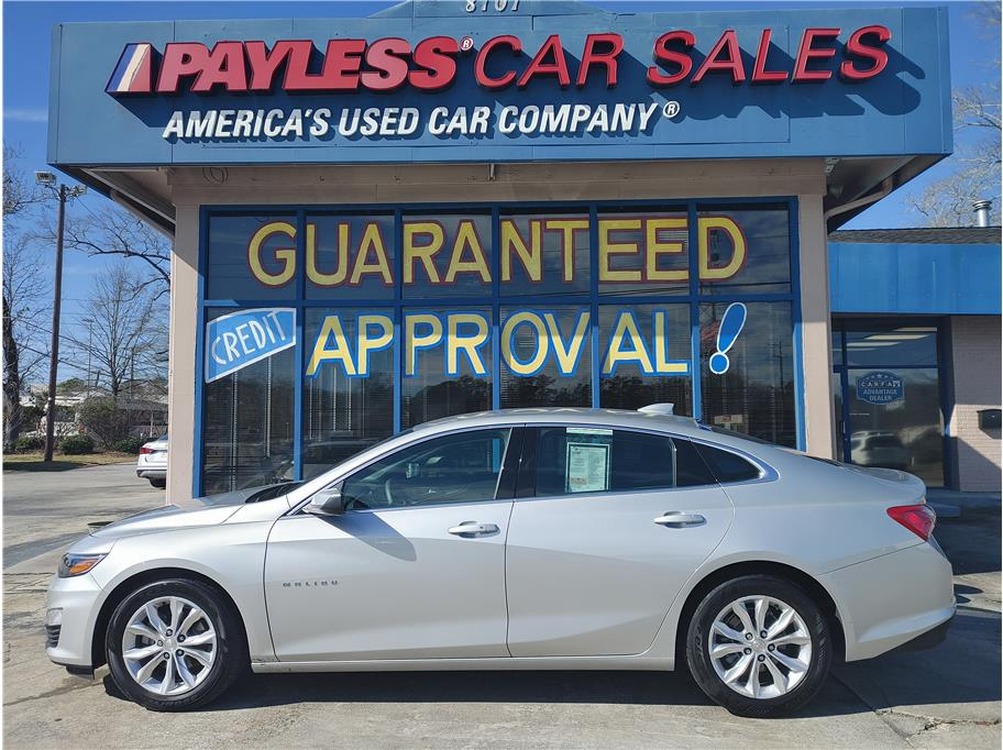 2019 Chevrolet Malibu from Payless Car Sales
