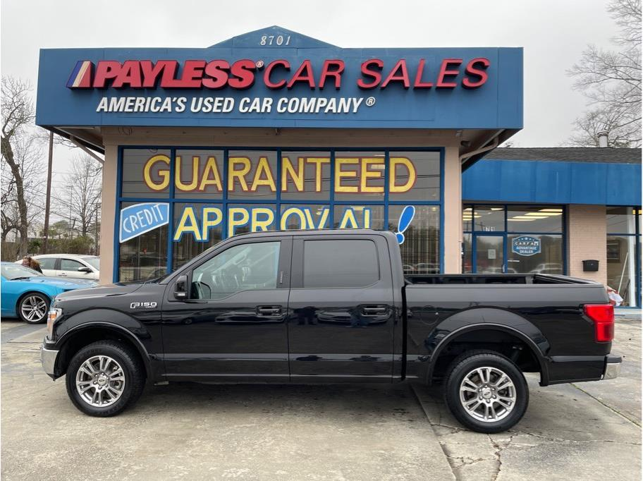 2020 Ford F150 SuperCrew Cab from Payless Car Sales