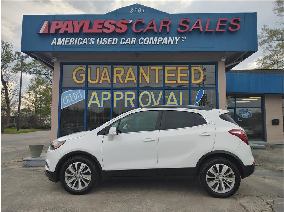 2018 Buick Encore from Payless Car Sales