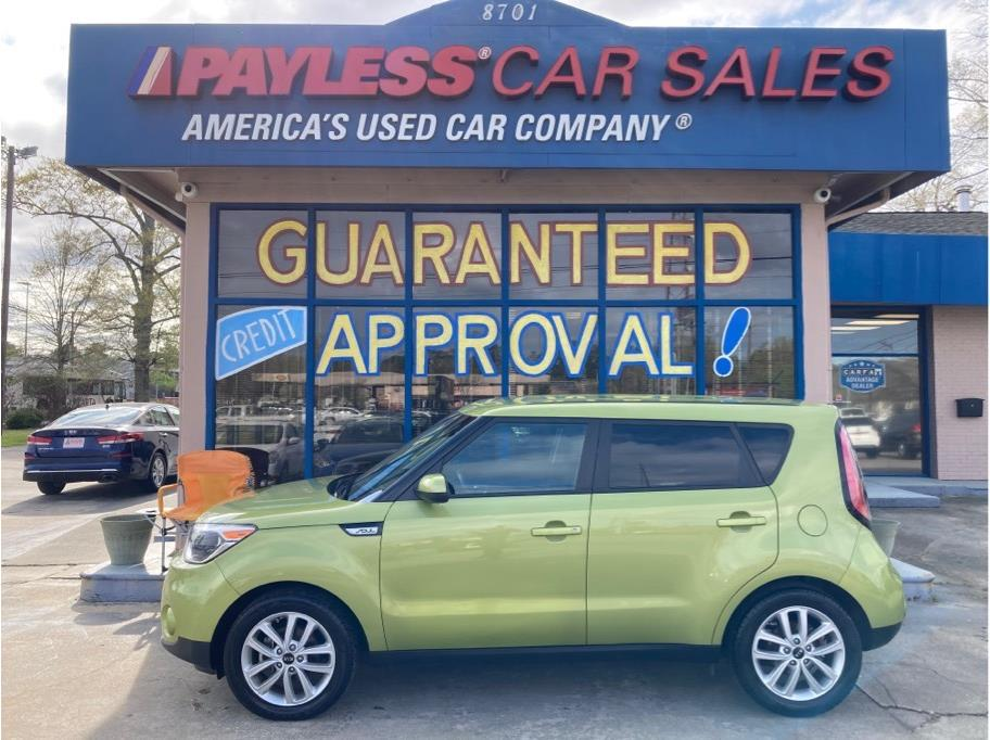 2019 Kia Soul from Payless Car Sales