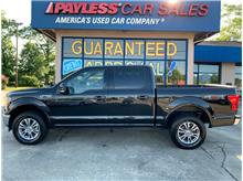 2020 Ford F150 SuperCrew Cab Lariat Pickup 4D 5 1/2 ft