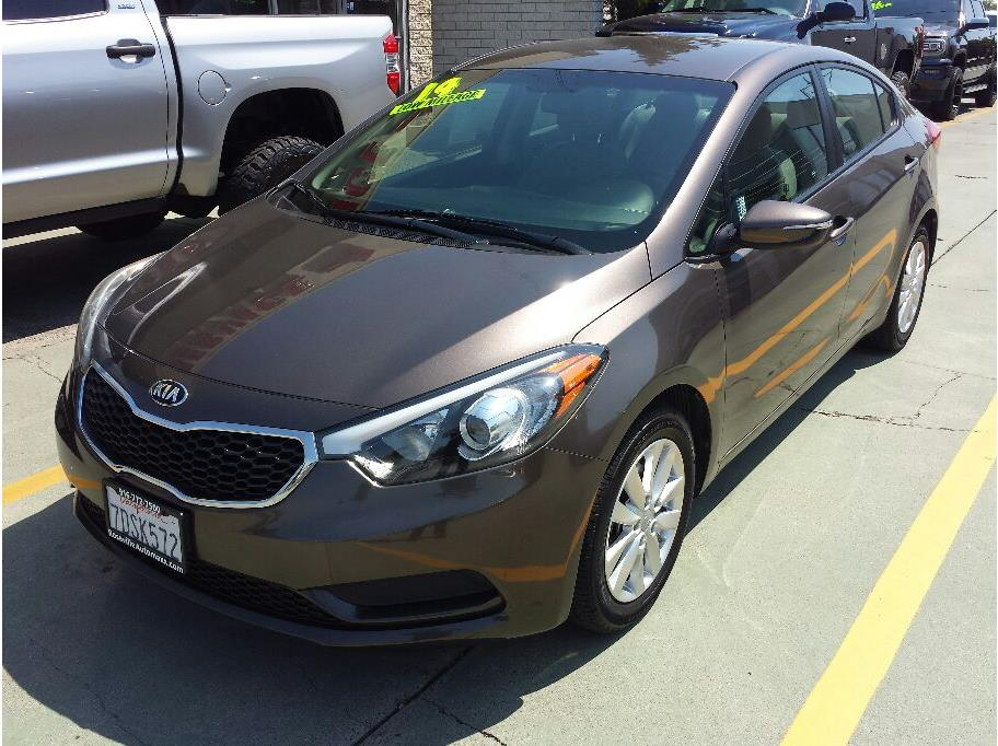 2014 Kia Forte from Roseville AutoMaxx