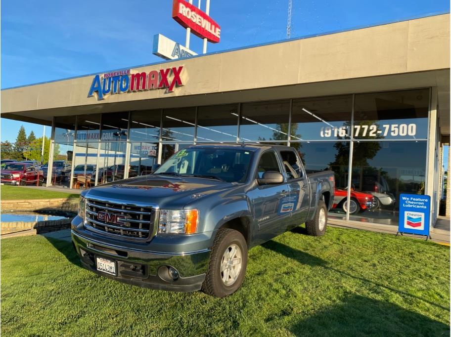 2013 GMC Sierra 1500 Crew Cab from Roseville AutoMaxx