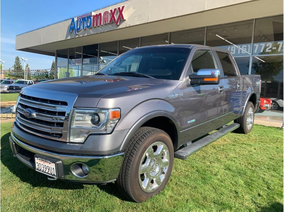 2014 Ford F150 SuperCrew Cab from Roseville AutoMaxx