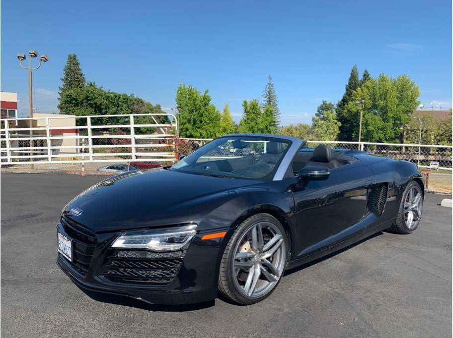 2014 Audi R8 from Roseville AutoMaxx