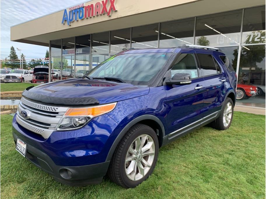 2015 Ford Explorer from Roseville AutoMaxx