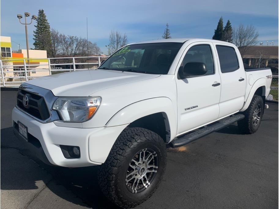 2015 Toyota Tacoma Double Cab from Roseville AutoMaxx