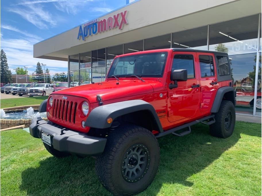 2015 Jeep Wrangler from Roseville AutoMaxx