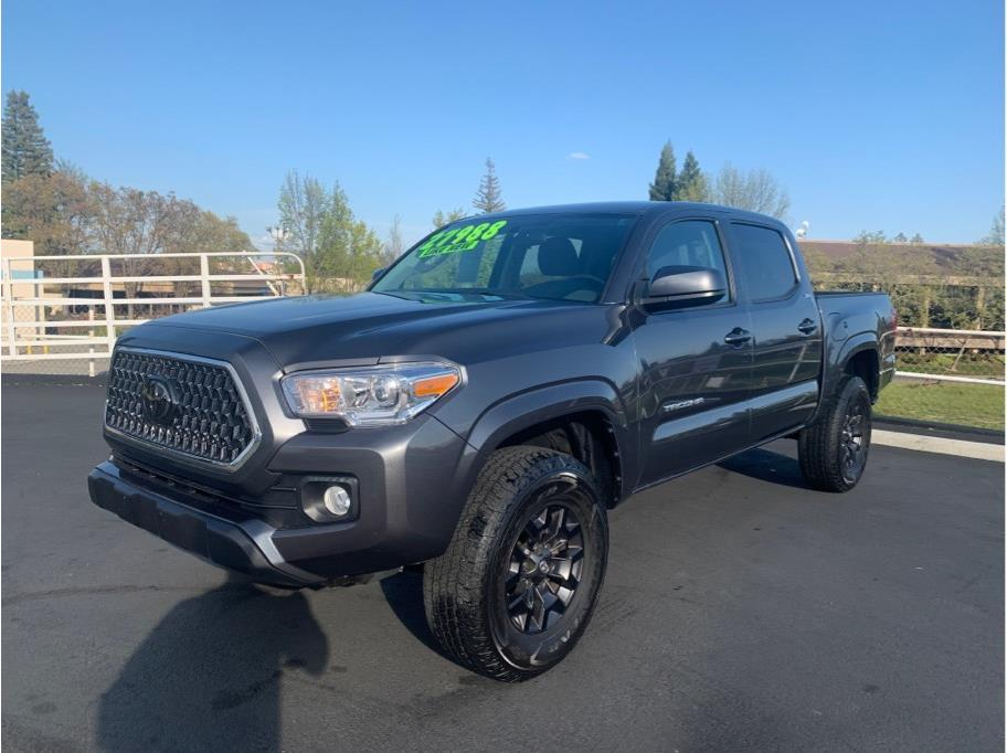 2016 Toyota Tacoma Double Cab from Roseville AutoMaxx