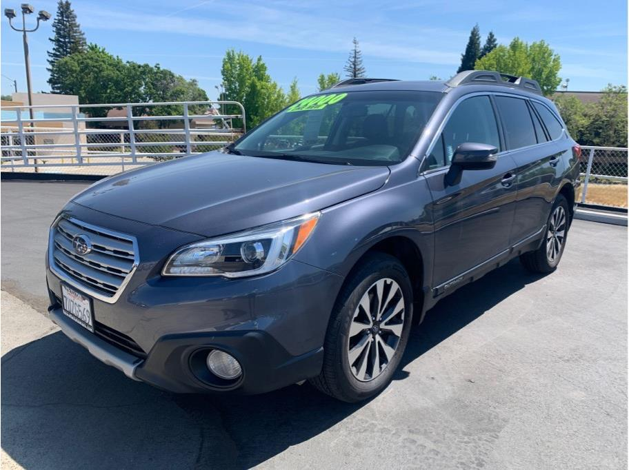 2017 Subaru Outback from Roseville AutoMaxx