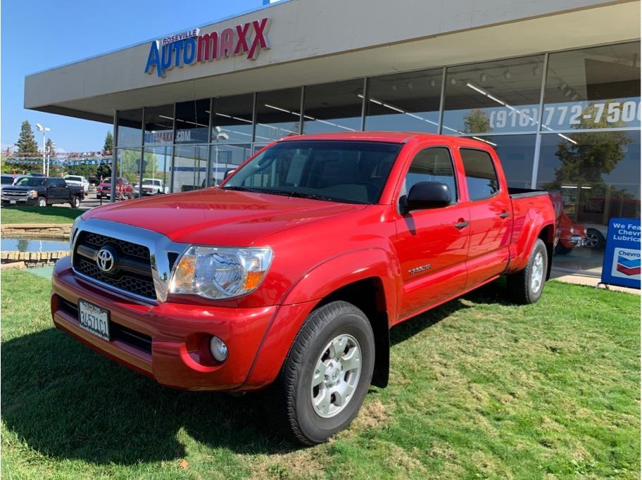 2011 Toyota Tacoma Double Cab from Roseville AutoMaxx