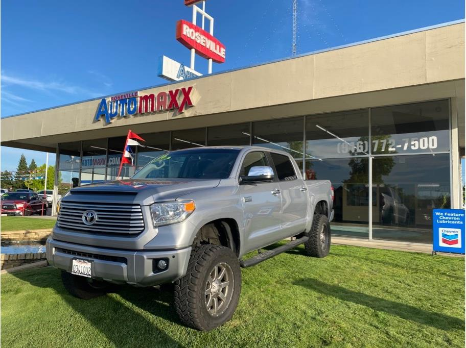 2016 Toyota Tundra CrewMax from Roseville AutoMaxx
