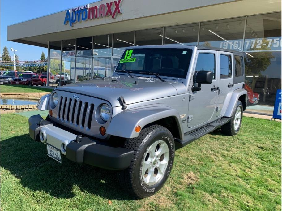 2013 Jeep Wrangler from Roseville AutoMaxx