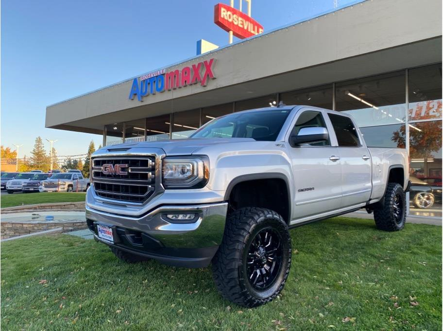 2017 GMC Sierra 1500 Crew Cab from Roseville AutoMaxx